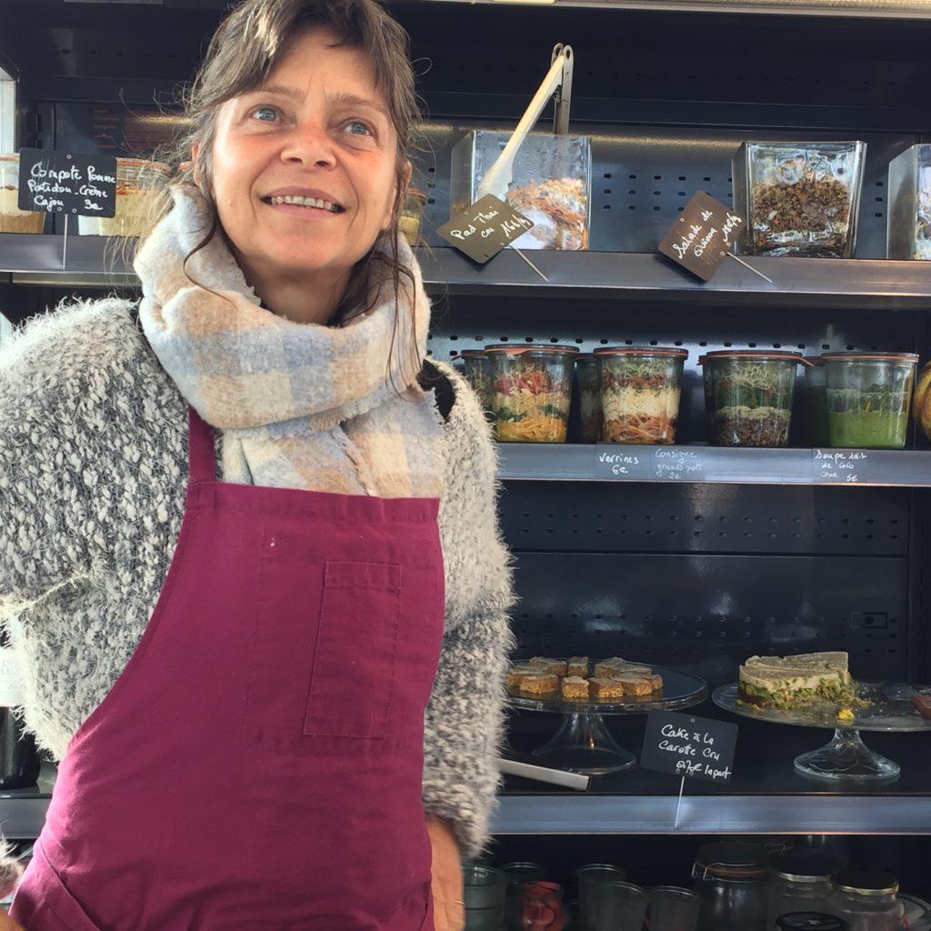 Marie-Annick Nardo cuisine vivante