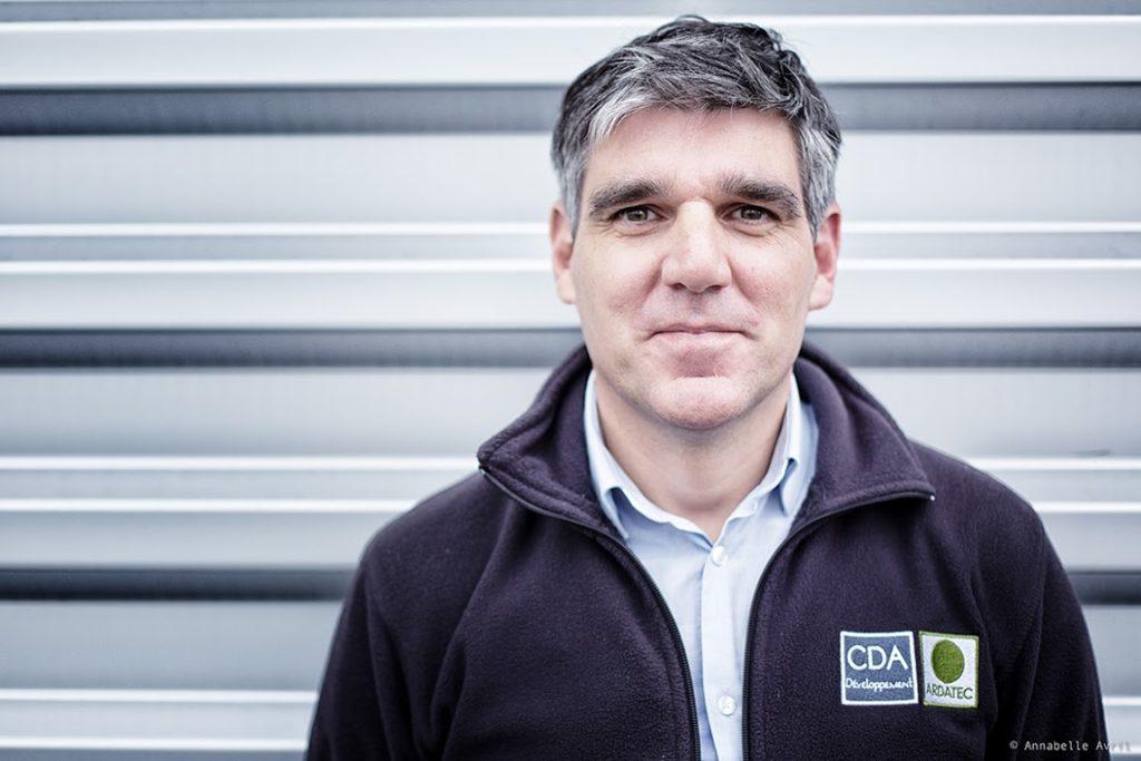 Jean-Marc Neveu, dirigeant de CDA Développement