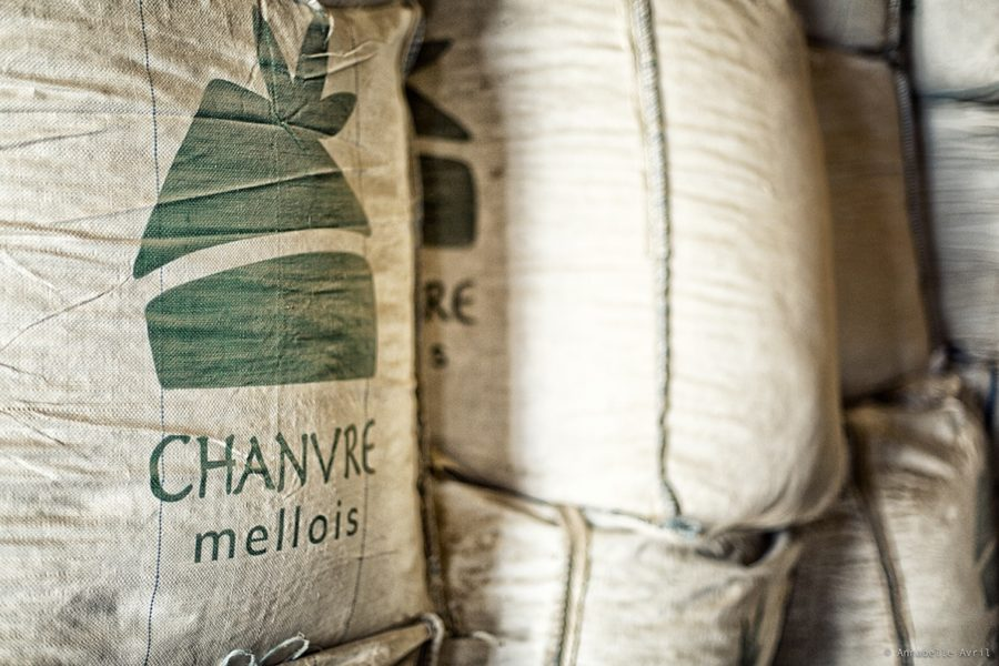 Chanvre mellois : du champ à l'écoconstruction
