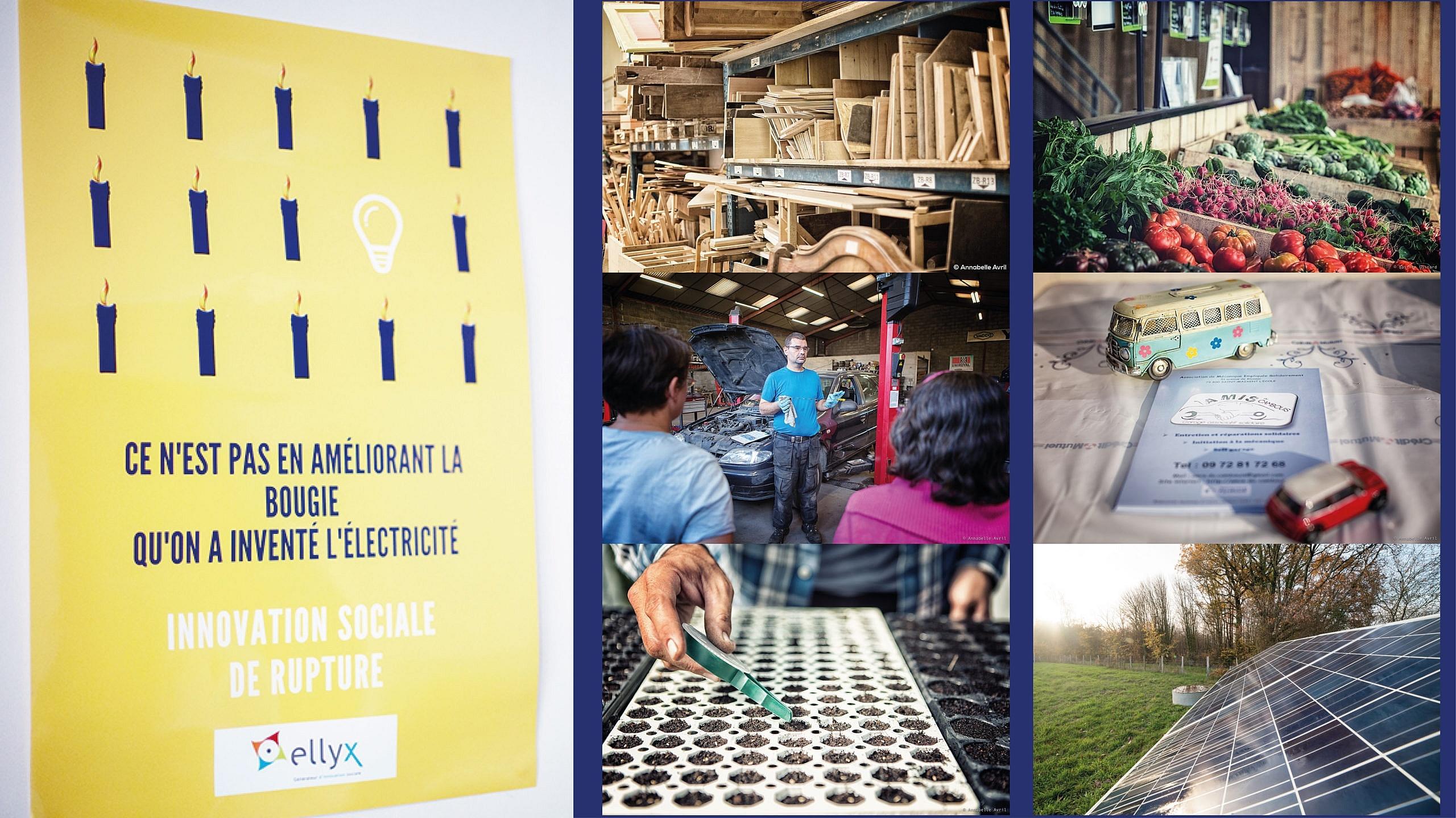 DESTINS : premier Laboratoire Commun français dédié à l'innovation sociale