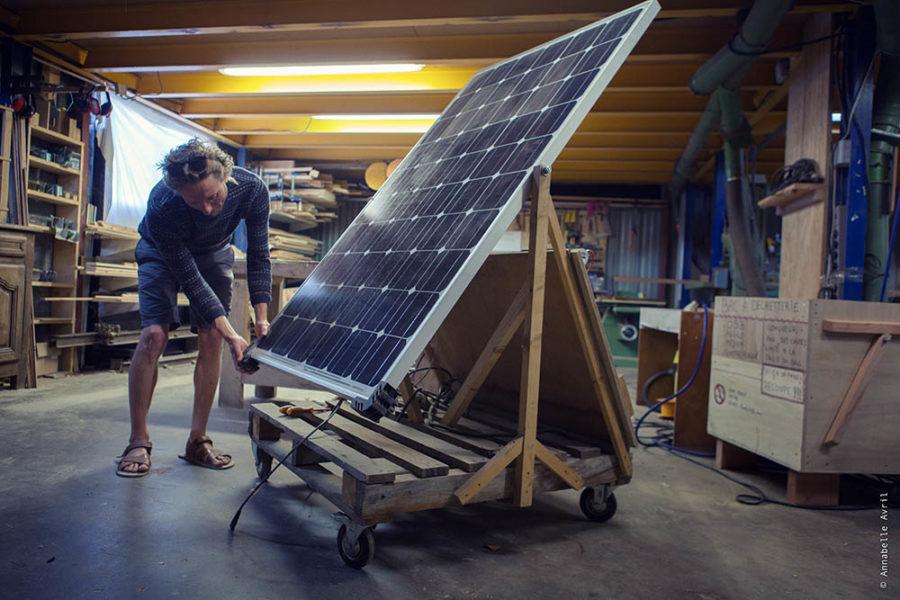 Se former à l'autonomie énergétique avec l'Atelier du Soleil et du Vent