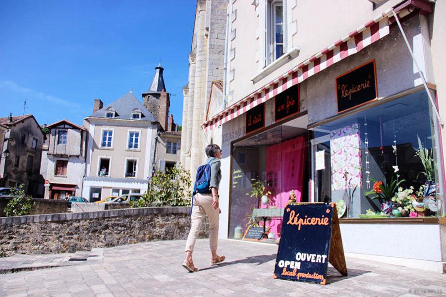 A Airvault, une épicerie coopérative redonne vie au centre-bourg