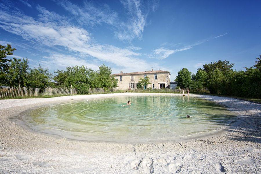 La Motte Aubert, un camping écologique dans un écohameau atypique