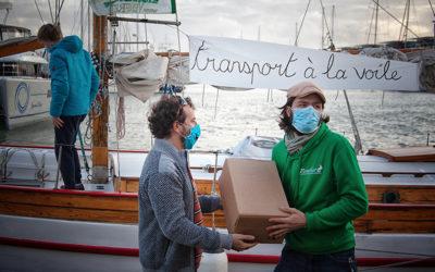 A La Rochelle, Venfret décarbone le transport maritime