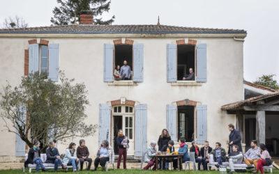 Habitat participatif : à Sainte-Soulle, une oasis bien réelle