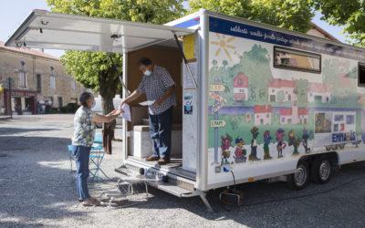 Emmabüs, un bus itinérant pour accéder aux droits